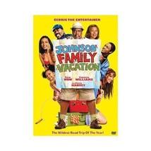 Johnson Family Vacation DVD, Cedric the Entertainer, Shannon Elizabeth, ... - $4.73