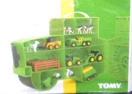John Deere TBEK35747 Fun On The Go Tractor Case Includes 18 Pieces image 6