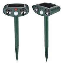 Ultrasonic Pest Repellent | Solar Powered Outdoor Pest Repeller | Weathe... - $33.34