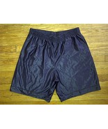 BCG Polyester Mesh Black Pockets Thick Baggy Basketball Shorts 3xl XXXL 3x - $4.99