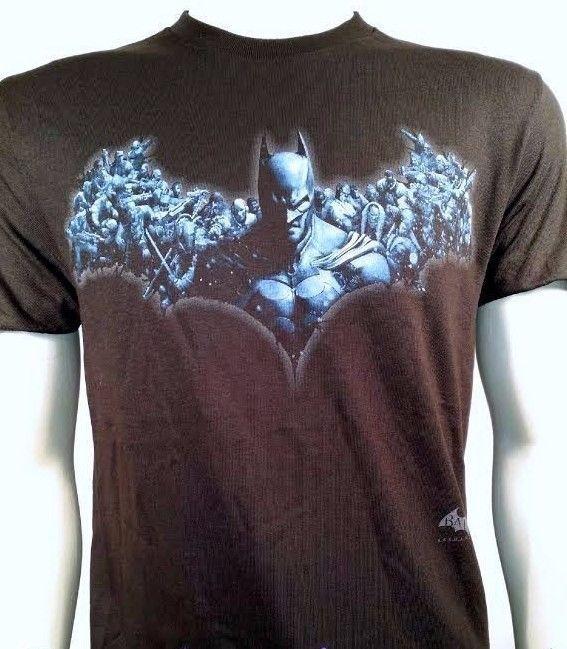 Batman Dark Knight Logo Montage DC COMICS Superheld Helden T-Shirt S-3XL - $20.89