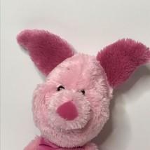 "Disney Store Core Piglet Plush Stuffed Animal Beanie 15"" image 2"