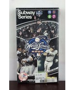 Baseball World Series 2000 Subway Series Yankees Mets VHS Tape Video - $9.50
