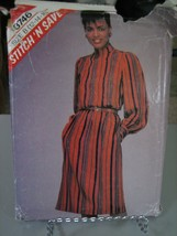 McCall's Stitch'n Save 8746 Misses Blouse & Skirt Pattern - Size 12 & 14  - $8.90