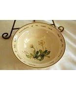 "Noritake 1991 Country Diary Of An Edwardian Lady Cereal Bowl 6 7/8"" - $6.92"