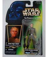 1996 Star Wars POTF Grand Moff Tarkin Blaster Rifle And Pistol Action Fi... - $15.00