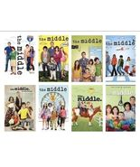 The Middle Seasons 1-8 DVD Set Brand New 2017 - $68.50