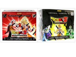 DRAGON BALL Z Vengeance + Heroes & Villians Booster Boxes DBZ Trading Ca... - $49.99