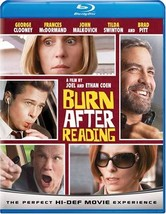 Burn After Reading (Blu-ray)