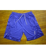 And1 And 1 One Polyester Mesh Royal Blue Pockets Basketball Shorts 3xl X... - $14.99