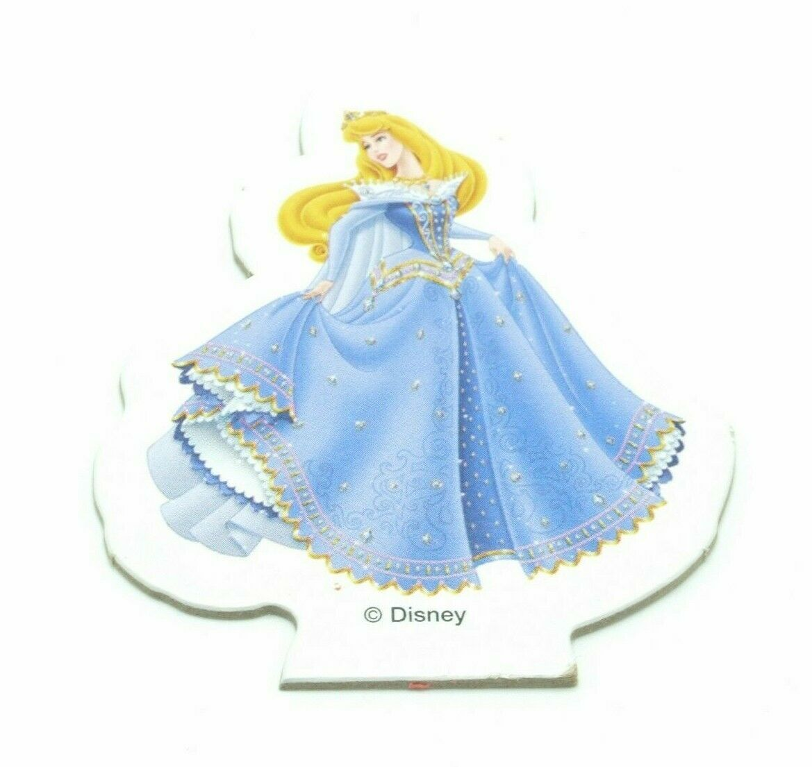 Pretty Pretty Princess Sleeping Beauty Token Blue Replacement Game Piece 2008 - $2.99