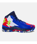 Under Armour Curry 2.5 Basketball Shoes 1274425-402 Size 9 durant klay k... - $159.00