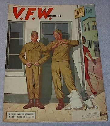 Vfw march 53a