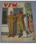 Vintage V.F.W. Magazine March 1953 - $6.95