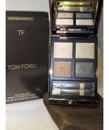 Tom Ford Eye Color Quad 05 Double Indemnity w/ Pouch NIB FS Authentic Fr... - $49.45