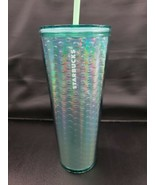 Starbucks 2020 Holiday Limited Edition Iridescent Bubble Mint Cold Cup 2... - $39.95