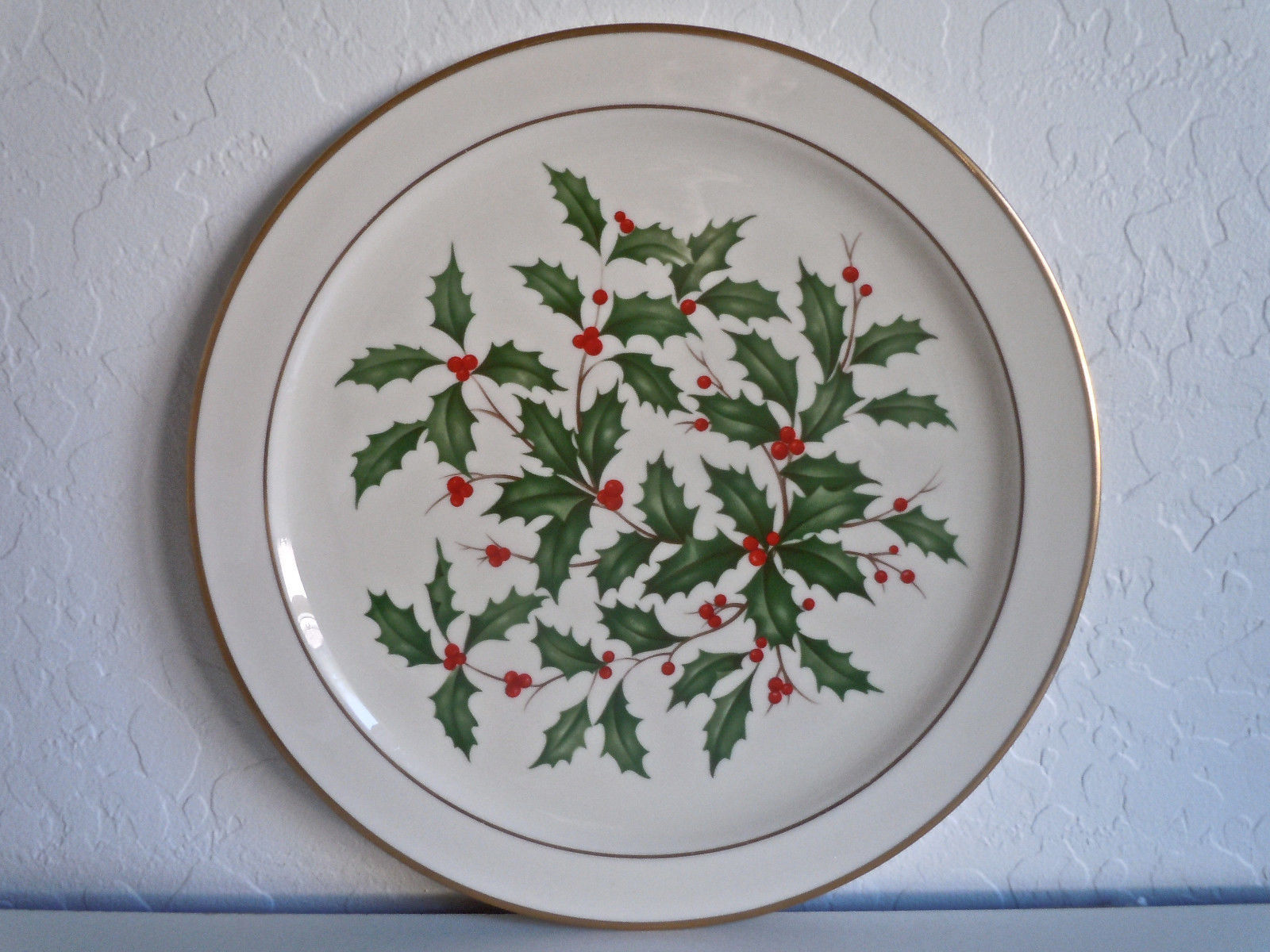 Lenox Holiday Dimension Chop Plate Round and 50 similar items