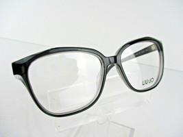 NEW LIU JO  LJ 2662 (021) Dark Grey Demi 53 x 14 135 mm Eyeglass Frame - $42.04