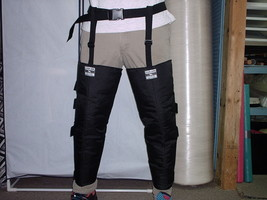 FULL LENGHT PANT INSERTS EXTRA PROTECTION POLICE K9 SCHUTZHUND - $110.64