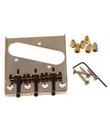 Good deal 3 Saddle Bridge for Fender Telecaster Tele TL Style Electric G... - $13.56