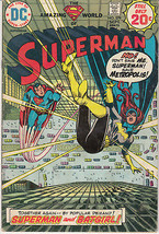1974 DC Comics Superman #279 - $8.42