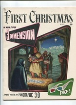 FIRST CHRISTMAS 1953-FICTION HOUSE-KELLY FREAS-VF+ - $394.06