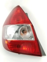 2007-2008 Honda Fit Rear Left Tail Light Lamp OEM 08 07 Driver Side LH - $96.03