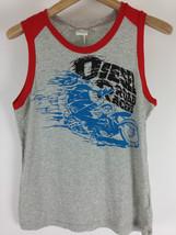 Diesel Kids'  Sleeveless Tetigy T-shirt Size M Color Grey T - $22.20