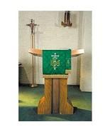 Religious, Church & Catholic Gifts, 1pc Maltese Jacquard Custom Pulpit S... - $94.89