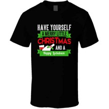 Have A Merry Christmas And A Happy Lockdown T Shirt image 2