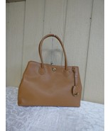 $268.00 Lauren Ralph Lauren Millbrook Market Tote, Brown - $113.85