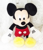 """Disney Mickey Mouse Plush Toy 17"""" - Clean and Nice - EUC! - $18.69"""