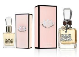 Set of 2 Juicy Couture Eau de Parfum Spray Vaporisateur 1.7Oz/50ml + 1.0Oz/30ml