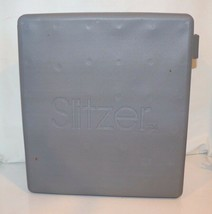 SLITZER Germany 17 Piece Knife Set in Hard Carry Case Great condition - $99.99