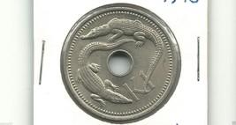 BEAUTIFUL CONDITION 1995 PAPUA NEW GUINEA 1 KINA COIN FREE SHIPPING IN U.S - $10.63