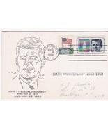 JOHN F. KENNEDY 6th ANNIVERSARY OF DEATH WASHINGTON,DC NOVEMBER 22 1969 ... - $3.98
