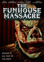 The Funhouse Massacre (2015) DVD