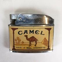 Vintage Camel Penguin Superlative Cigarette Lighter Japan no. 18250 - $10.95