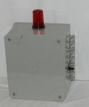 SJE Rhombus Type 312 Three Phase Simplex Control Panel image 2