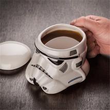 1Pcs Creative 3D Darth Vader Ceramic Cup Mug For Coffee - $37.95