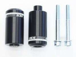 OES Frame Sliders Spools Fork Slider Fits 07 08 Suzuki GSXR 1000 GSXR1000 No Cut - $119.99