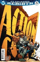 ACTION COMICS Vol.3 Lot (DC Universe Rebirth) - $23.16
