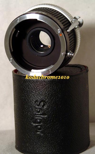 Soligor Japan 3X Auto Tele-Converter Nikon F/F2 Bayonet-w/Factory Case
