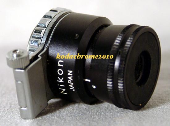 Nikon Critical Focusing Variable Dioptar Eyepiece F, F2 +