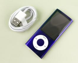 Apple iPod Nano 5th Generation (A1320) 16GB - Purple #U0035 - $61.34