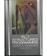 PL/I Structured Programming  3rd Edition by Hughes - $19.95