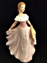 Home Interiors & Gifts Grace Figurine 2001 Masterpiece Porcelain HOMCO 11293 - $43.55