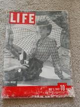 Vintage May 3, 1943 Life Magazine - Spring Match Fashion - $9.99