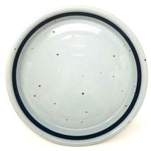 Dansk BLT Niels Refsgaard Blue Banded Speckled Stoneware - Round 12 Inch... - $73.95