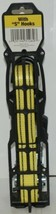 Progrip 312600 16 Foot by 1 inch Ratchet Tie Down S Hooks Yellow image 2